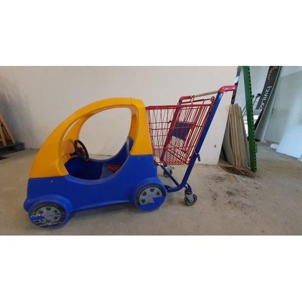 Fun mobile shopping cart Shopping carts / Baskets